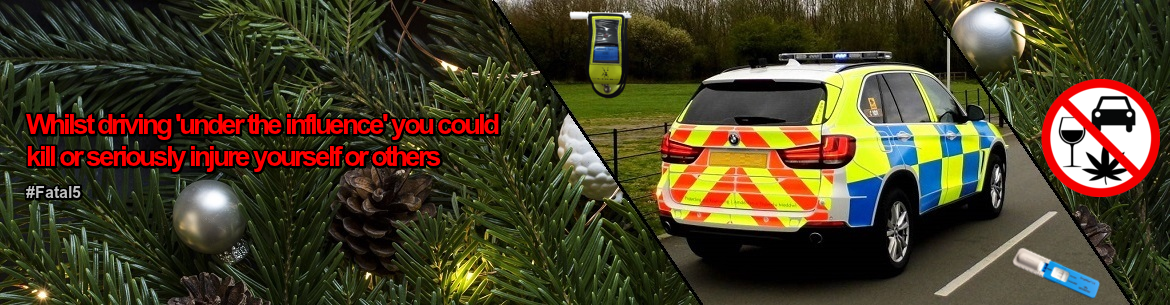 Christmas Campaign Against Drink and Drug Driving